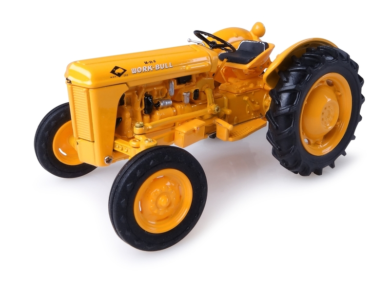 Massey Harris Ferguson 202 Work Bull Tractor 1/32 Diecast Model Universal Hobbies UH4990