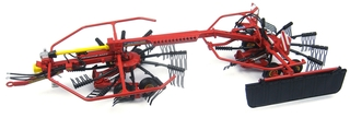 New Holland ProRotor 3223 Rotary Rakes 1/32 Diecast Model Universal Hobbies UH4871