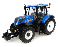 2015 New Holland T7.225 Tractor 1/32 Diecast Model Universal Hobbies UH4893