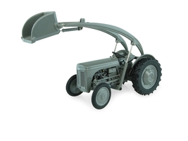 Ferguson TEA 20 Front Loader Weight Tractor 1/32 Diecast Model Universal Hobbies UH5247