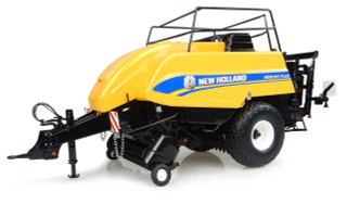 New Holland BB9090 Plus Large Square Baler 1/32 Diecast Model Universal Hobbies UH4960