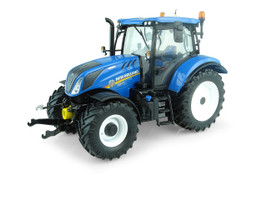 2017 New Holland T6.165 Dynamic Command Tractor 1/32 Diecast Model Universal Hobbies UH5263