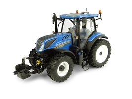 New Holland T7.165 S Tractor 1/32 Diecast Model Universal Hobbies UH5265