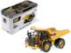 CAT Caterpillar 772 Off-Highway Dump Truck Operator High Line Series 1/87 HO Scale Diecast Model Diecast Masters 85261