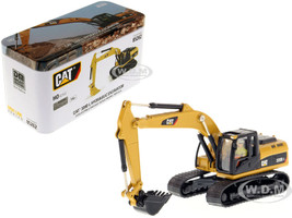 CAT Caterpillar 320D L Hydraulic Excavator Operator High Line Series 1/87 HO Scale Diecast Model Diecast Masters 85262