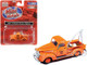 1941 1946 Chevrolet Tow Truck Phillips 66 Orange 1/87 HO Scale Model Car Classic Metal Works 30549