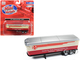 1940 1950 Aerovan Trailer Santa Fe Trail Transportation Co Freight Service 1/87 HO Scale Model Classic Metal Works 31179
