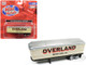1940 1950 Aerovan Trailer Overland Freight Lines Inc 1/87 HO Scale Model Classic Metal Works 31180