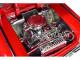 1958 Cadillac Series 62 Red Freddy Krueger Diecast Figure A Nightmare on Elm Street Movie 1/24 Diecast Model Car Jada 31102