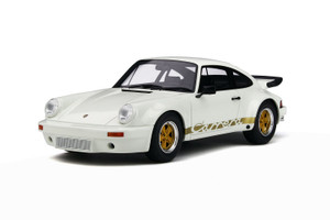 Porsche 911 Carrera 3.0 RS Grand Prix White Limited Edition 999 pieces Worldwide 1/18 Model Car GT Spirit GT223