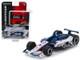 Honda Dallara Indy Car #15 Graham Rahal United Rentals Rahal Letterman Lanigan Racing 1/64 Diecast Model Car Greenlight 10850