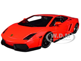 Lamborghini Gallardo LP 560-4 Red Exotics 1/24 Diecast Model Car Maisto 31352