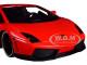 Lamborghini Gallardo LP 560-4 Red Exotics 1/24 Diecast Model Car Maisto 31352