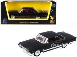 1964 Mercury Marauder Black 1/43 Diecast Model Car Road Signature 94250