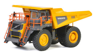 Volvo R100E Rigid Haul Dump Truck 1/50 Diecast Model WSI Models 61-2003