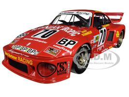 Porsche 935 #70 Paul Newman Dick Barbour Rolf Stommelen Hawaiian Tropic 2nd Place Le Mans France 24 Hours 1979 1/18 Diecast Model Car Norev 187436
