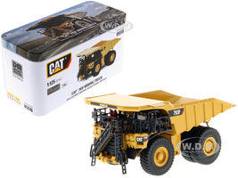 CAT Caterpillar 793F Mining Truck Operator High Line Series 1/125 Diecast Model Diecast Masters 85518