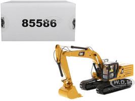 CAT Caterpillar 336 Next Generation Hydraulic Excavator Operator High Line Series 1/50 Diecast Model Diecast Masters 85586