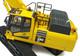 Komatsu PC490LC-10 Tracked Excavator 1/50 Diecast Model Universal Hobbies UH8090