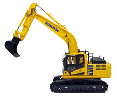 Komatsu PC210LC-10 Tracked Excavator 1/50 Diecast Model Universal Hobbies UH8093