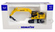 Komatsu PC210LC-10 Tracked Excavator Hydraulic Breaker 1/50 Diecast Model Universal Hobbies UH8096