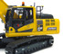 Komatsu PC210LCi-10 Tracked Excavator Intelligent Machine Control IMC Edition 1/50 Diecast Model Universal Hobbies UH8104
