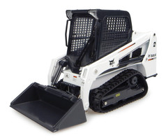 Bobcat T450 Compact Tracked Loader 1/25 Diecast Model Universal Hobbies UH8111