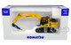 Komatsu PC210LC-11 Tracked Excavator Hammer Drill 1/50 Diecast Model Universal Hobbies UH8140