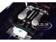 Bugatti Chiron French Racing Blue Atlantic Blue 1/18 Model Car Autoart 70993