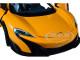 McLaren 675LT McLaren Orange 1/18 Model Car Autoart 76048
