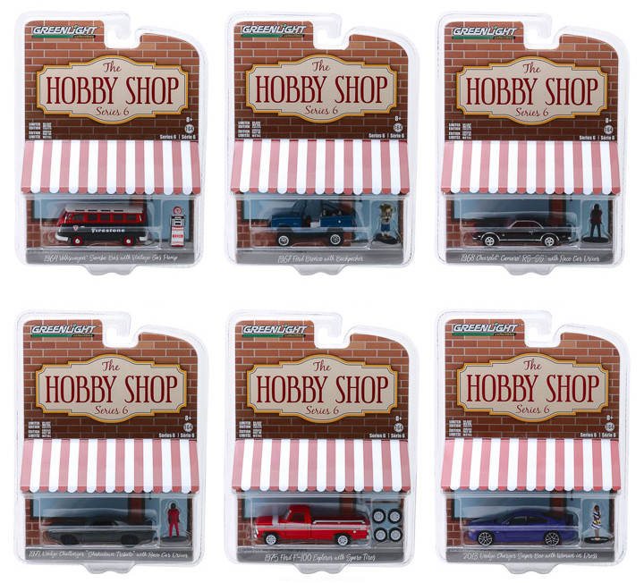 N36 Greenlight Hobby Shop 1975 Ford F-100 Explorer  Limited Edition