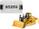 CAT Caterpillar D9T Track Type Tractor with Operator High Line Series 1/87 HO Scale Diecast Model Diecast Masters 85209