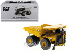CAT Caterpillar 797F Mining Truck Elite Series 1/125 Diecast Model Diecast Masters 85536