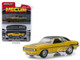 1969 Chevrolet Yenko/SC COPO Camaro Daytona Yellow Black Top Stripes Chicago 2018 Mecum Auctions Collector Cars Series 3 1/64 Diecast Model Car Greenlight 37170 C