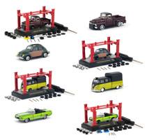 Model Kit 4 piece Car Set Release 25 1/64 Diecast Model Cars M2 Machines 37000-25