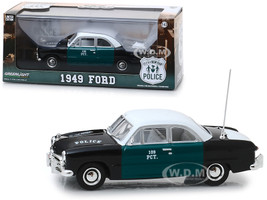 1949 Ford New York City Police Department NYPD 1/43 Diecast Model Car Greenlight 86165