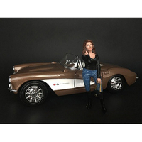 Ladies Night Lindsay Figurine for 1/24 Scale Models American Diorama 38296