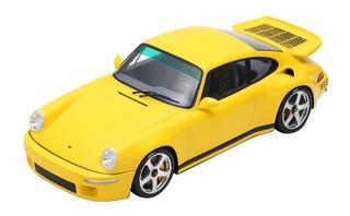 2017 Ruf CTR Yellowbird Coupe Yellow 1/18 Model Car Spark 18S255