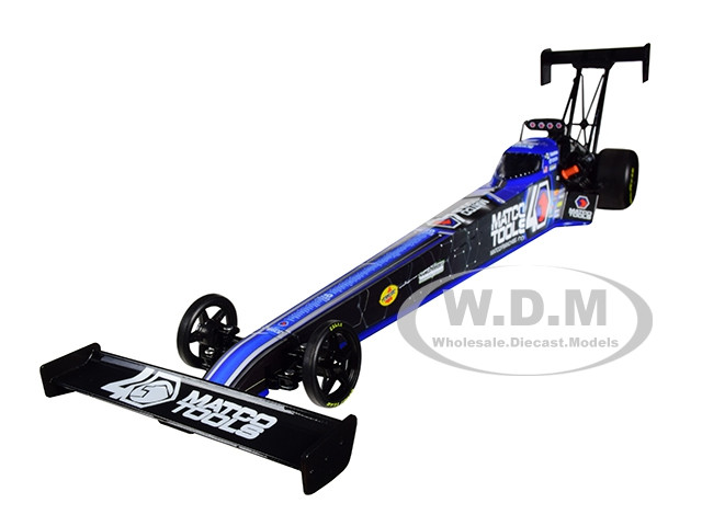 2019  Matco Tools NHRA Top Fuel Dragster Antron Brown 1:24 Autoworld CP7586