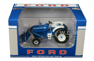 Ford 9000 Wide Front Tractor Loader 1/64 Diecast Model Speccast ZJD1836