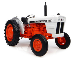 1973 Case David Brown 995 Tractor 1/16 Diecast Model Universal Hobbies UH4885