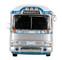 1959 GM PD4104 Motorcoach Greyhound Blue Scheme Minneapolis Minnesota Vintage Bus Motorcoach Collection 1/87 Diecast Model Iconic Replicas 87-0149