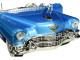 1955 Cadillac Fleetwood Series 60 Blue Cadillac Elvis Presley 1935 1977 1/24 Diecast Model Car Greenlight 84093