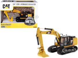 CAT Caterpillar 320F L Hydraulic Tracked Excavator 1/64 Diecast Model Diecast Masters 85606