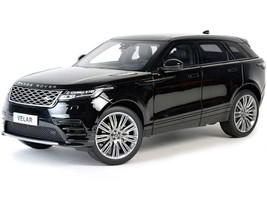 Land Rover Range Rover Velar First Edition Black 1/18 Diecast Model Car LCD Models LCD18003