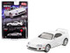 Toyota Supra JZA80 LHD Left Hand Drive Super White Limited Edition 4800 pieces Worldwide 1/64 Diecast Model Car True Scale Miniatures MGT00014