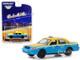 2011 Ford Crown Victoria Checker Cab Co Taxi City Los Angeles California 1/64 Diecast Model Car Greenlight 30055