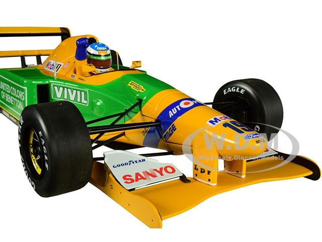 1:18 VIVIL Decal für Schumacher Benetton B192
