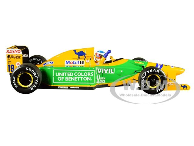 Minichamps 1:18 110920099 ´92 F1 Benetton Ford B-192 M Schumacher 3rd GPGermany