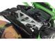 Aston Martin DB11 RHD Right Hand Drive Apple Tree Green Metallic 1/18 Model Car Autoart 70269